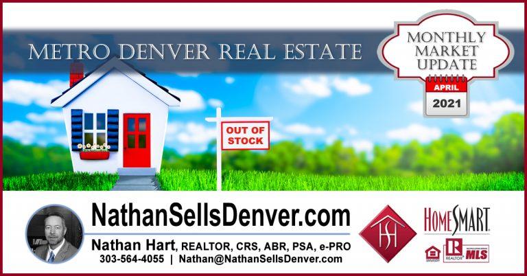 April 2021 Denver Real Estate Market Update