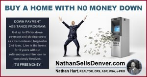 down payments assistance program for denver colorado - no money down home loan