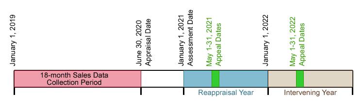 Tax appeal timeline