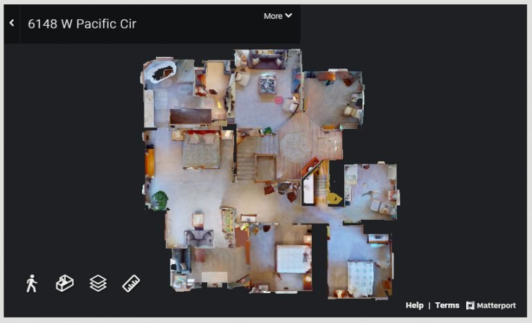virtual tour floor plan